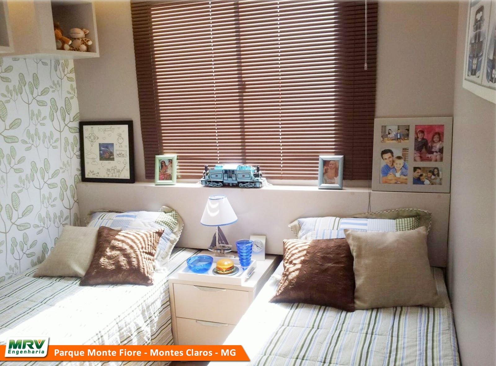 MRV Apartamento Decorado em Montes Claros  MG  Ângela Almeida