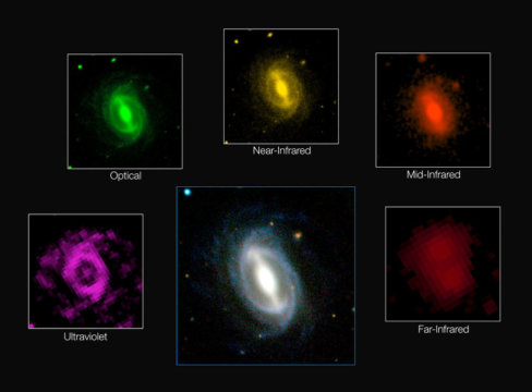 Astronomer Confirm Universe Is Dying By Mapping Galaxies - Astronomical map of galaxies in the us