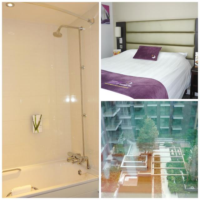 Premier Inn, Aldgate,