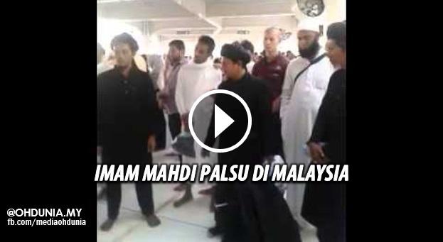 VIDEO: Lelaki dakwa Imam Mahdi, datang Malaysia mahu 'berdakwah'