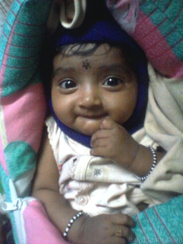 Photos Of Cute Indian Babies