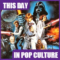 Star Wars was released in theaters on May 25, 1977.