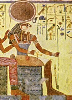 DIOS EGIPCIO DEL SOL