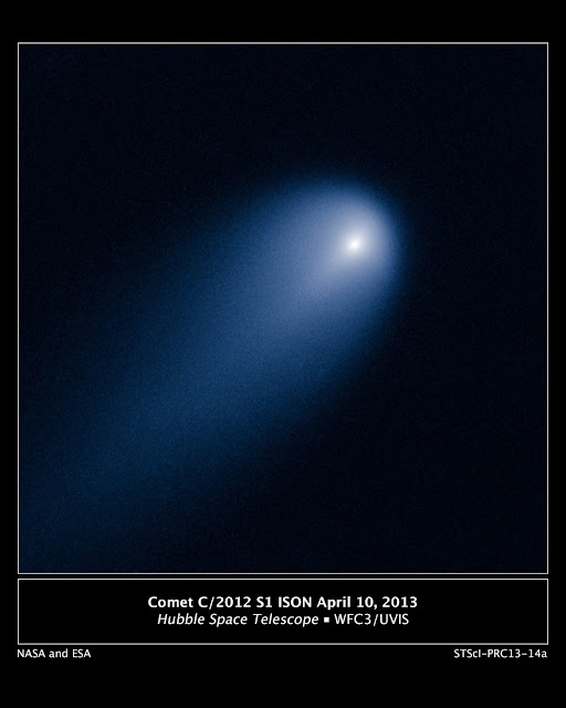 Newly discover comet ISON- News- earthsky, telescope, astronomy, astro physics, blog