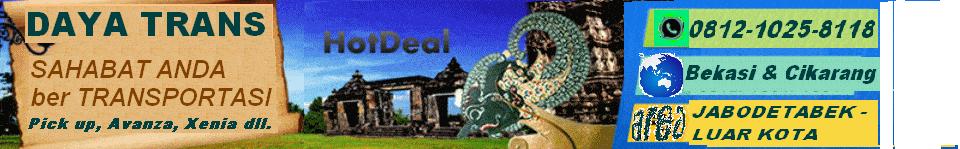 SEWA MOBIL PICK UP & AVANZA - JAKARTA | RENTAL MOBIL PICK UP JAKARTA, TANGERANG, BEKASI, DEPOK