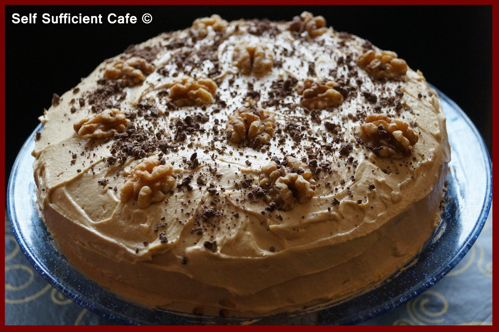 Self Sufficient Cafe Birthday Cakes
