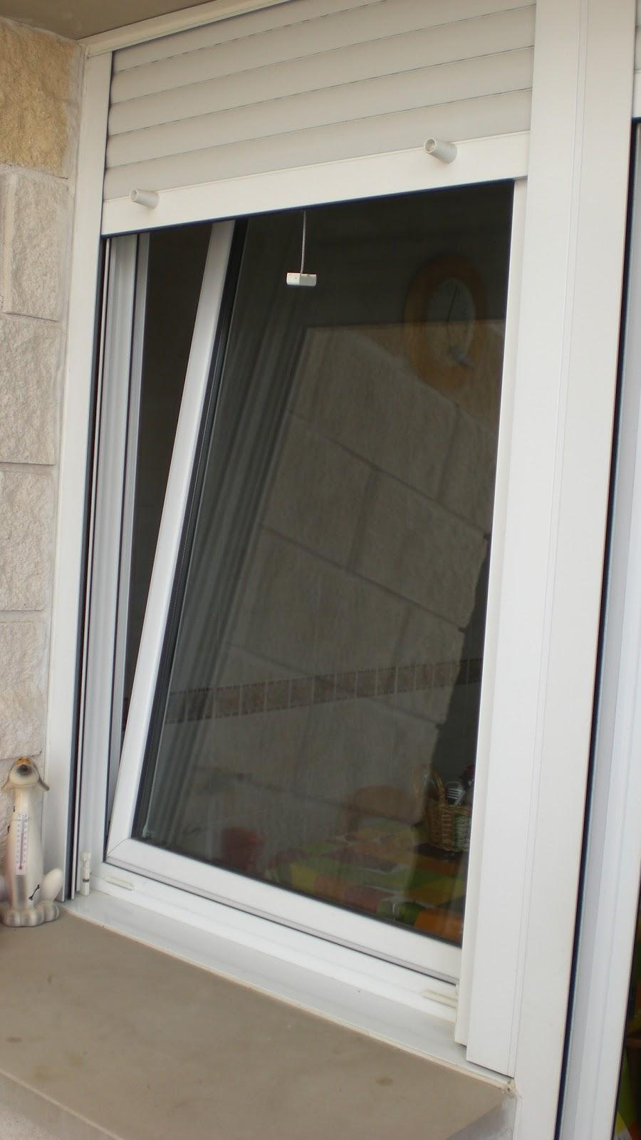 Cuaderno del bombero apertura de ventanas oscilobatientes for Puerta oscilobatiente