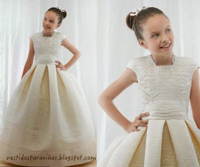 VESTIDOS PARA NIÑAS: Vestidos para niñas de damita de matrimonio ...