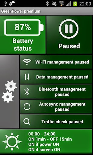 Android GreenPower Premium APK