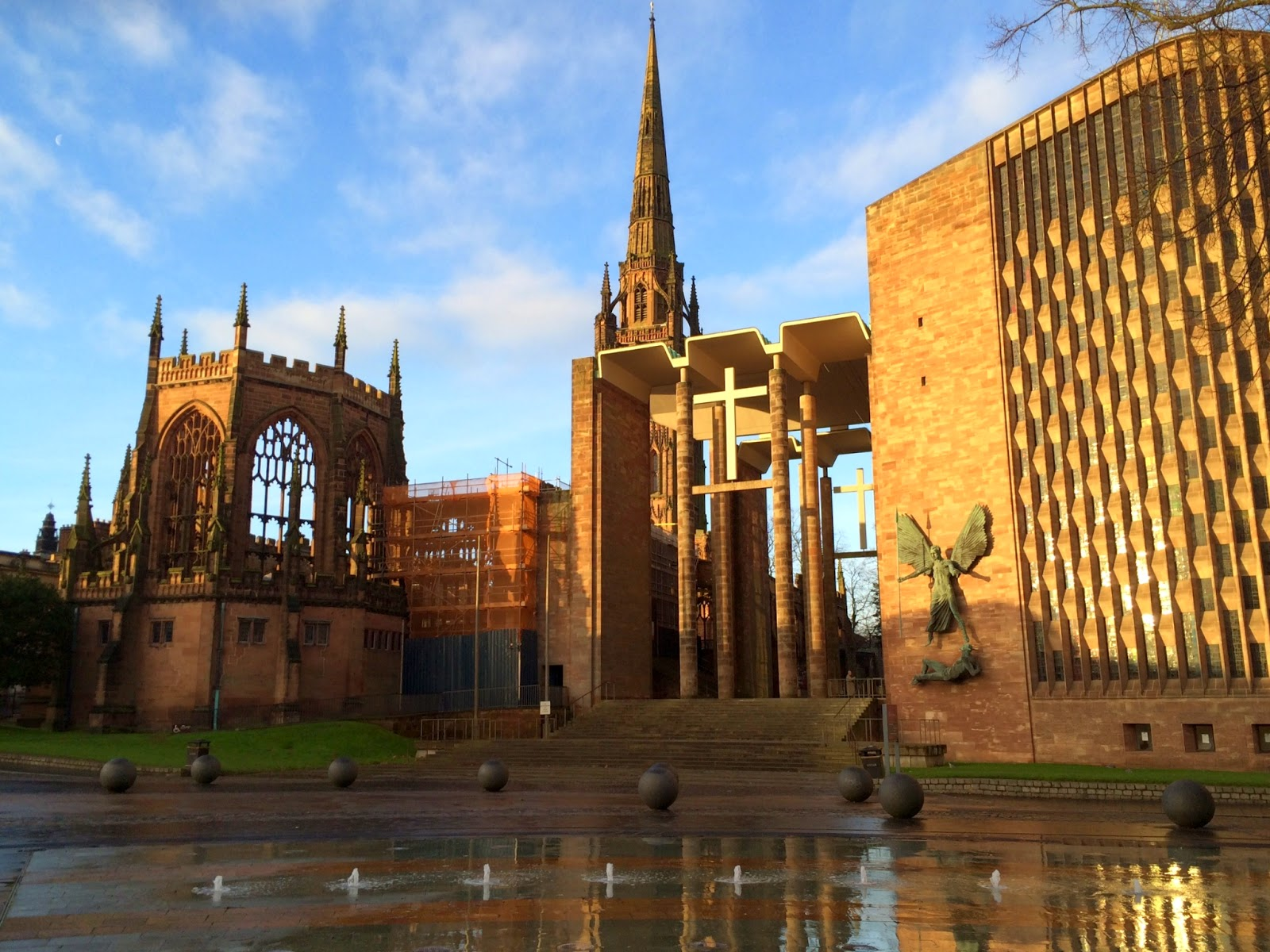 Today Around Coventry December 2014