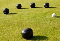 lawn bowling
