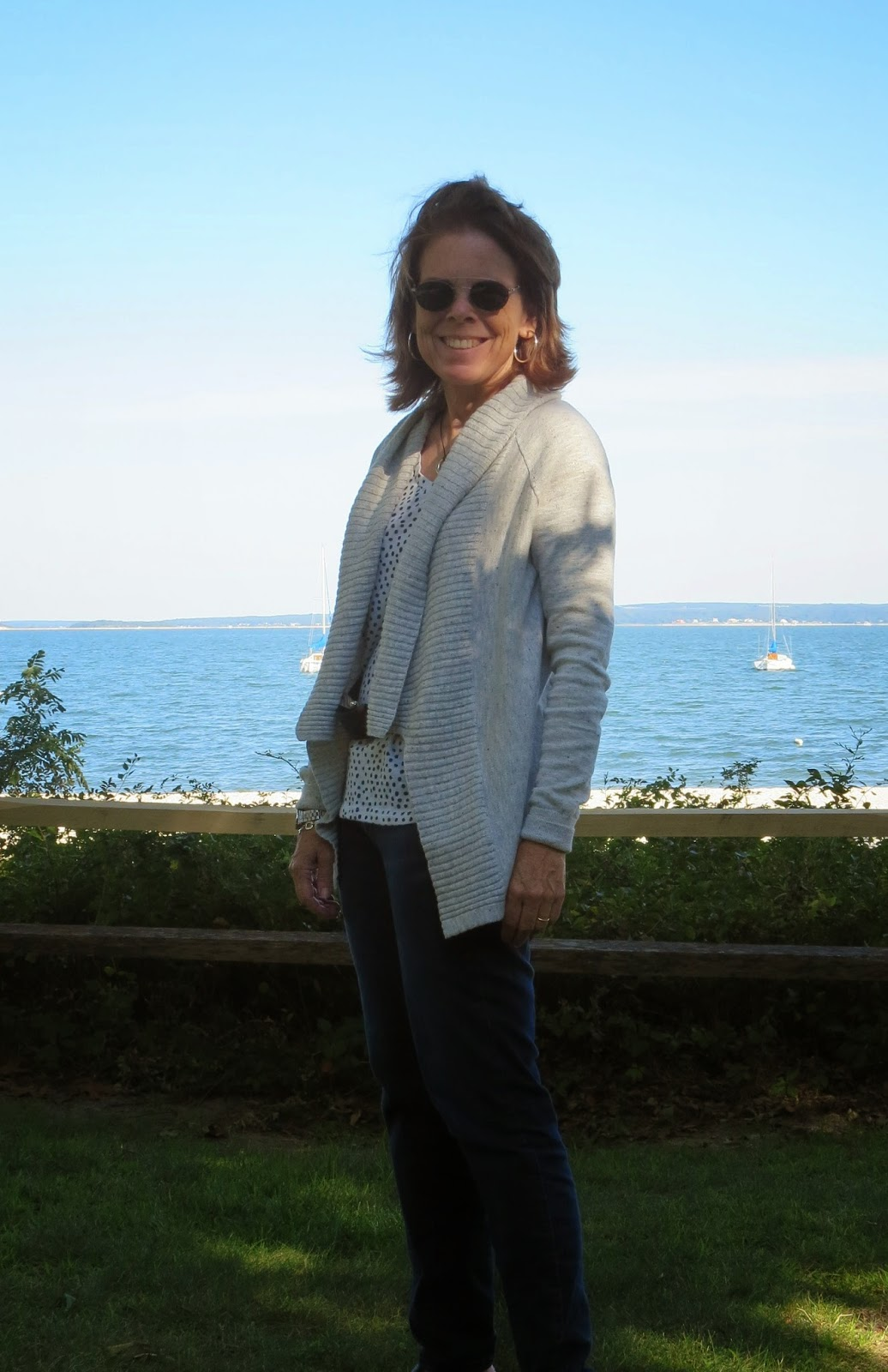 Best fall cardigan for over50 women