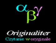 WYZWANIA 2016: ORIGINALITER