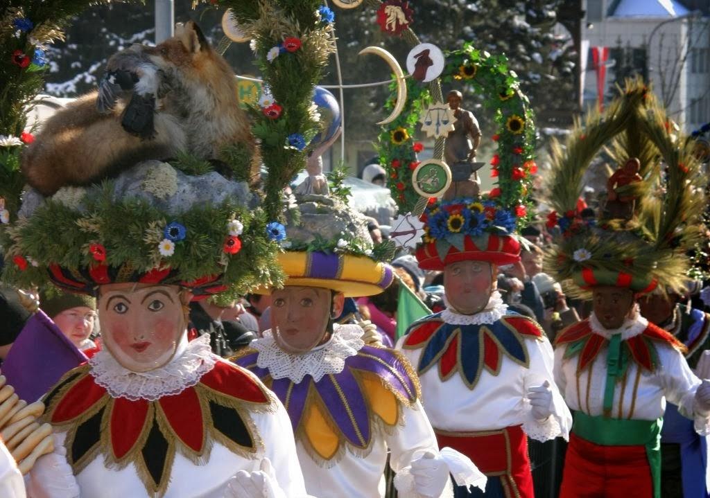 Carnevale Tirolo austriaco