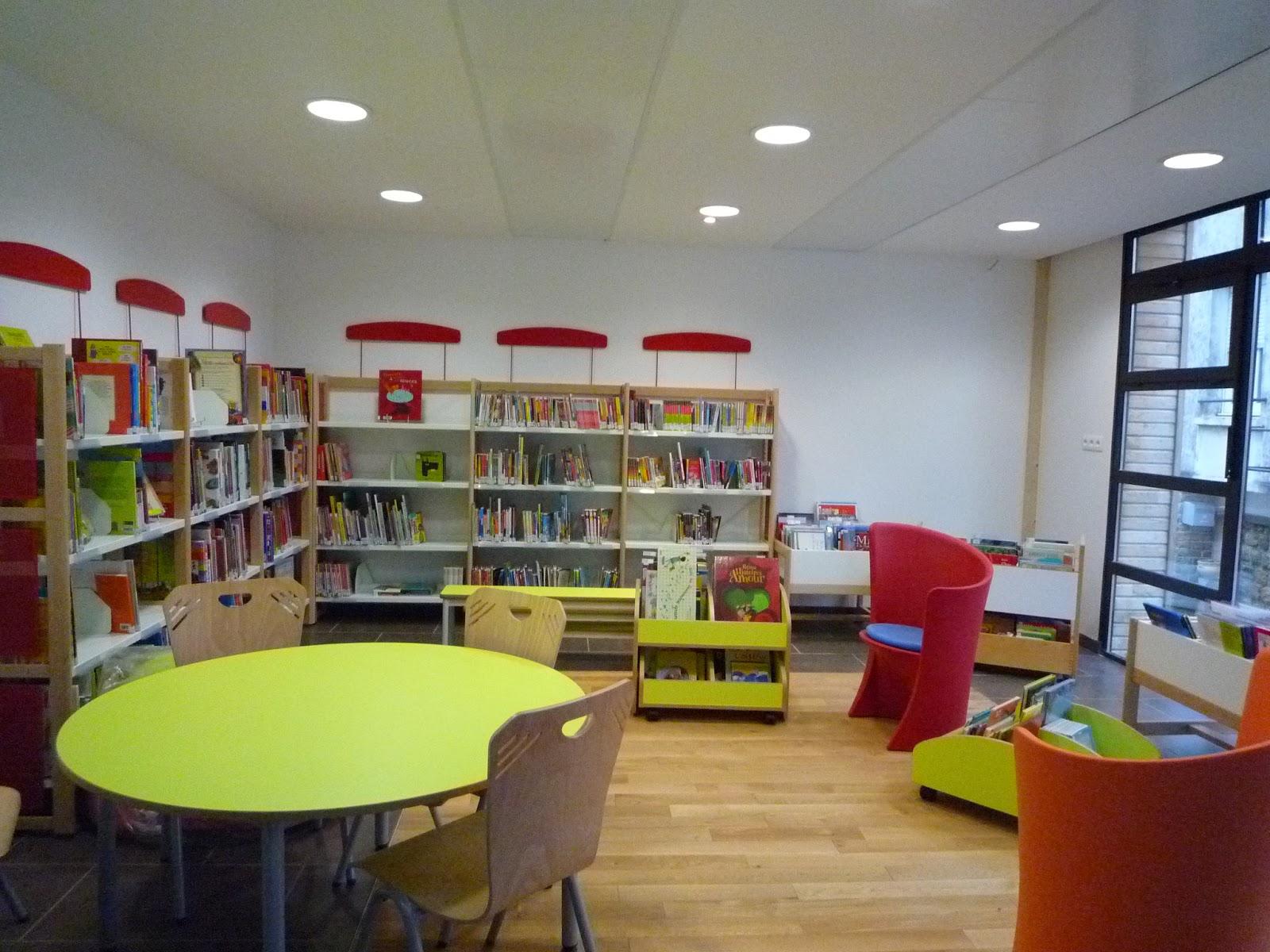 biblioth que m diath que de saint thurien novembre 2012. Black Bedroom Furniture Sets. Home Design Ideas