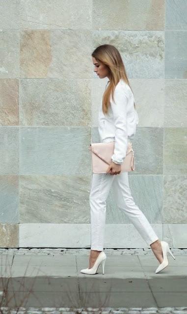 Look do dia: All white e algumas considerações