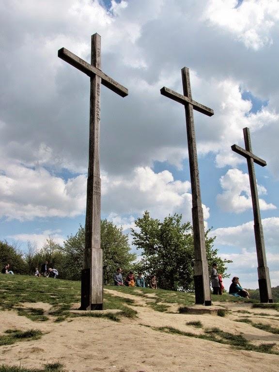 Kazimierz Dolny - Góra Trzech Krzyży