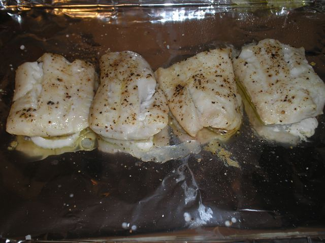 how to cook cod fish broil