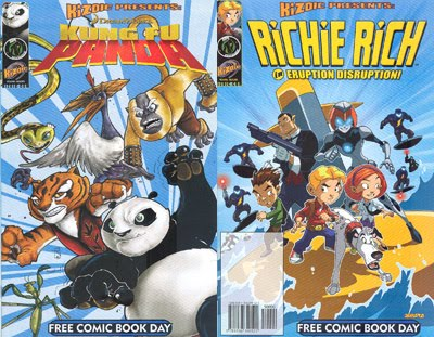Comic A Day July 2011