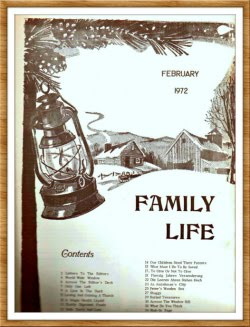 "CLICK ""Family Life"" IMAGE BELOW TO VISIT MY EBAY STORE TO PURCHASE AMISH MADE CLOTHES, PUBLICATIONS"