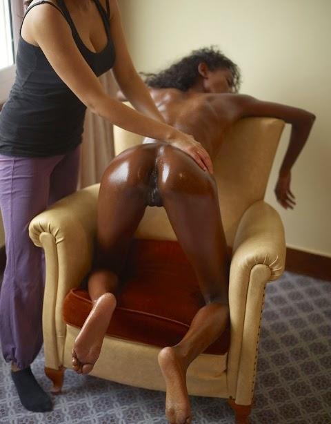 african sensual massage pelada