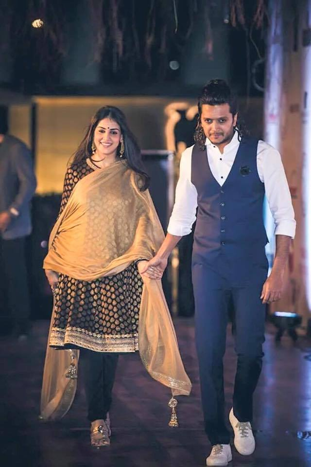 Genelia and Riteish are expecting their second child.