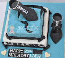 Neelofa Birthday Cake