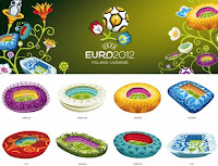 Theme Euro 2012 untuk Windows 7 - Stadium