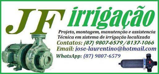 JF IRRIGAÇÃO
