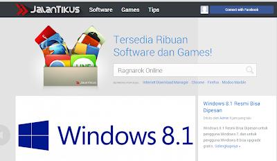 Tentang Jalantikus.com Download Game PC dan Android Gratis Terbaru dengan server lokal