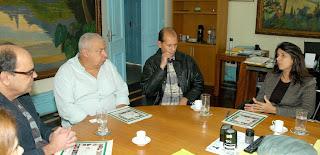 Reunião acerta detalhes do Festival de Artes que será realizado em Teresópolis