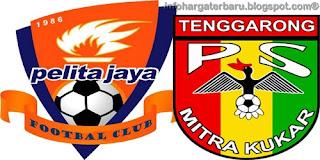 Prediksi Pelita Jaya vs Mitra Kukar | Skor Hasil ISL Selasa 5 Juni 2012