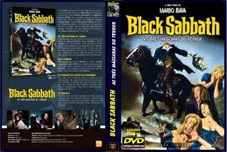 BLACK SABBATH - AS TRÊS MÁSCARAS DO TERROR - 4 FILMES REMASTERIZADOS