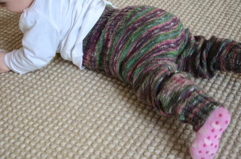 Strickmuster Babyhose   My blog