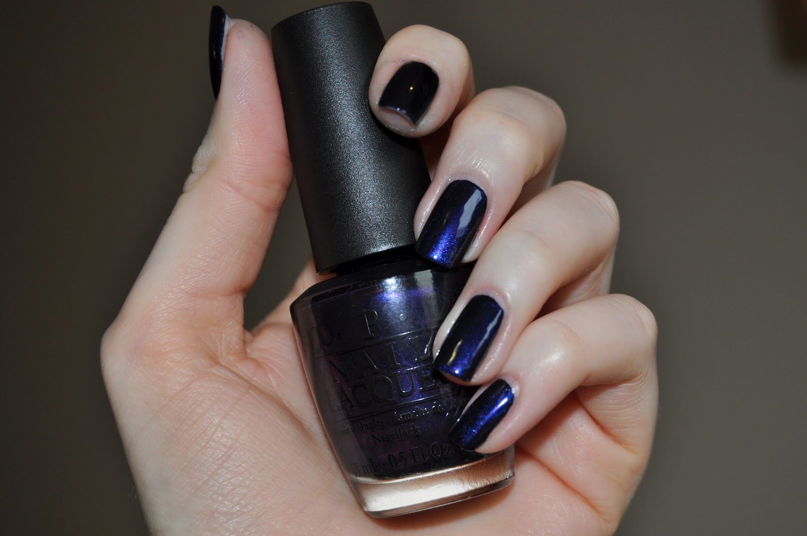 OPI Russian Navy Swatches and Review | Abbienail