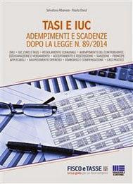 TASI e IUC. Adempimenti e scadenze dopo la Legge n. 89/2014