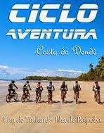 Ciclo Aventura Costa do Dendê 2014.1 - Parte 2