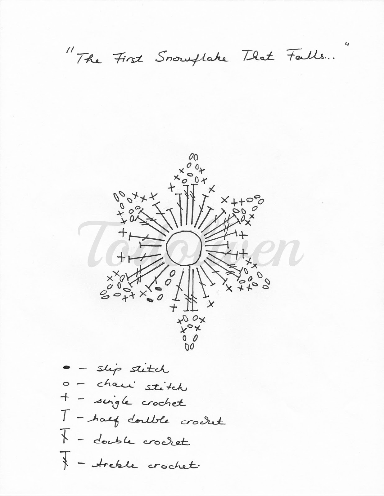 Todolwen: The First Snowflake That Falls .. A New Tutorial