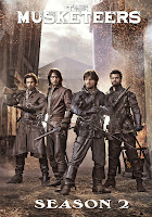 The Musketeers (2014) Temporada 2