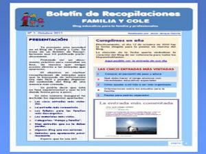 Boletin de recopilaciones FAMILIA y COLE 1