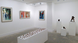 Inside the Espacio Gallery