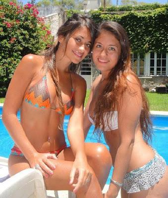 Antonella Roccuzzo hot girlfriend
