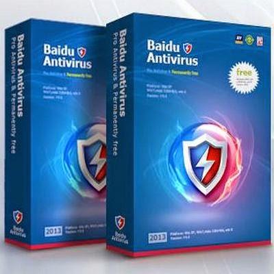 Baidu Antivirus 2015 5.4.3 Full Free Download Logo