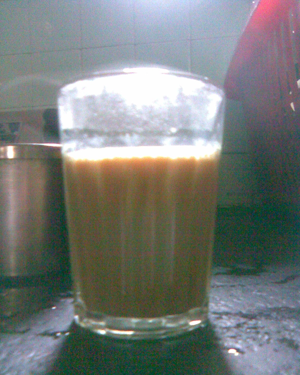 """aunty ki chai In the world full of hot coffee drinkers, isn't it great when someone says """"hello  frands, chai pi lo."""