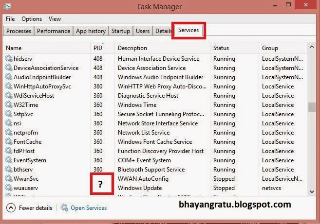 netstat application listening on port windows