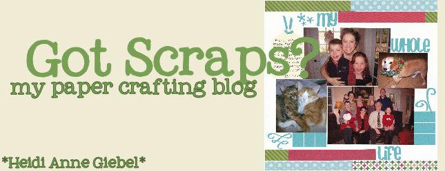 Got Scraps?