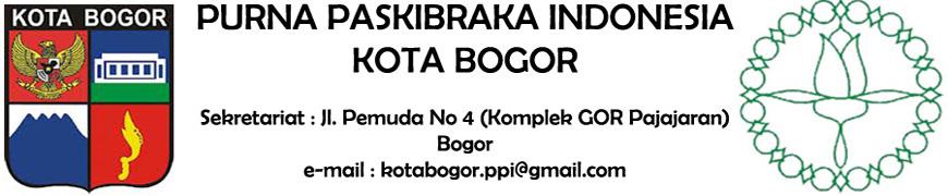 Purna Paskibraka Indonesia Kota Bogor
