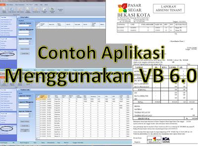 Kumpulan Aplikasi Menggunakan VB 6.0