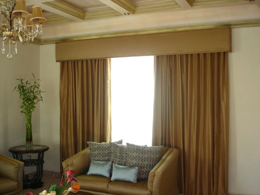 Ideias para Decoração Com Lindas Cortinas X Decoração de Casas  #AF421C 1024 768