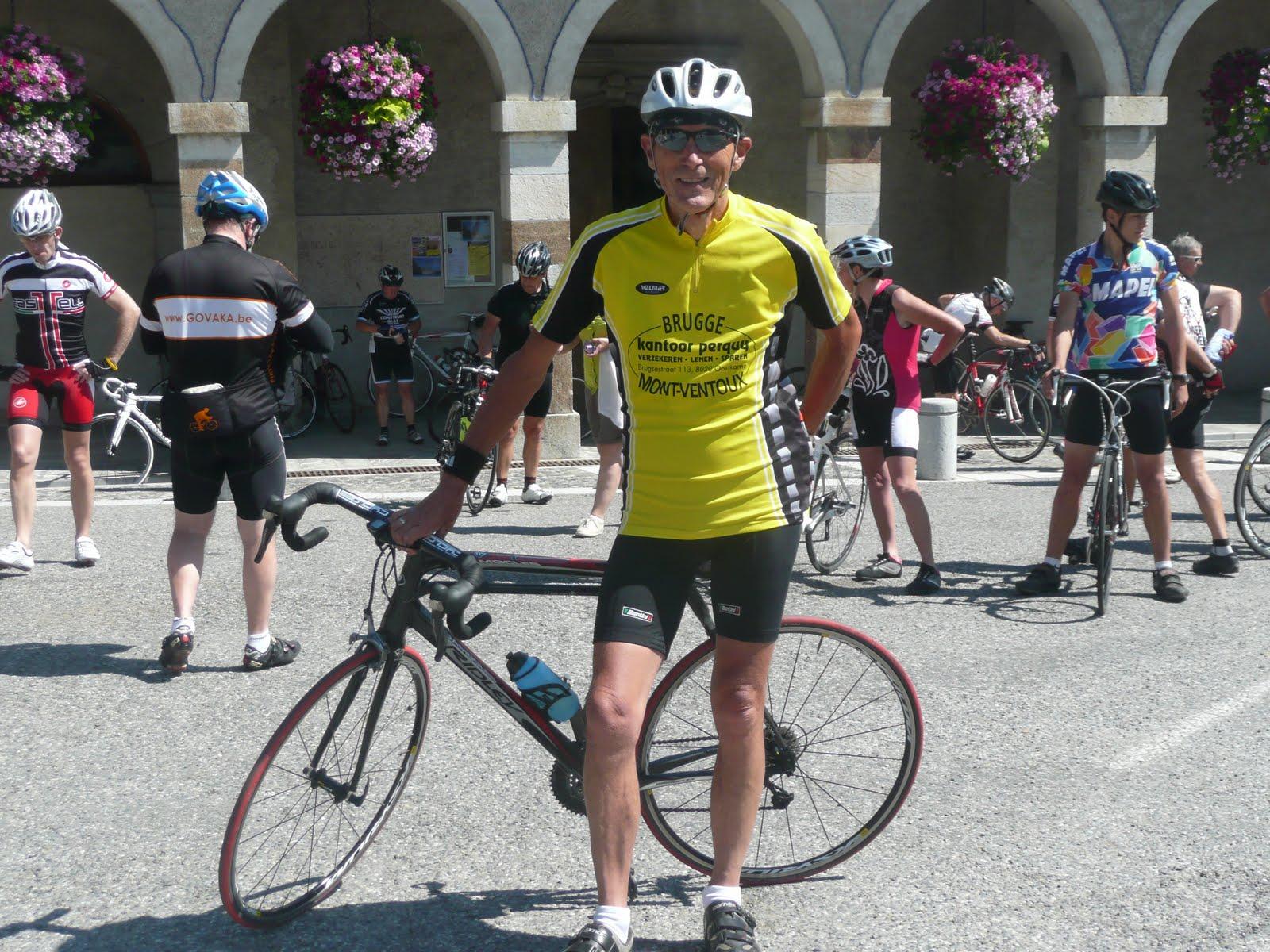 Pyrenee 235 N Juli 2012 Deelnemers